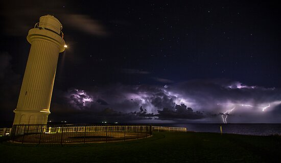 Wollongong Storms by 16images