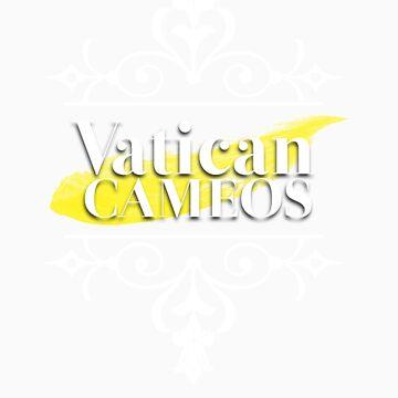Vatican Cameos!  by devinleighbee