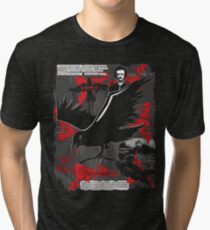 The Following: Quotes of a Killer Tri-blend T-Shirt