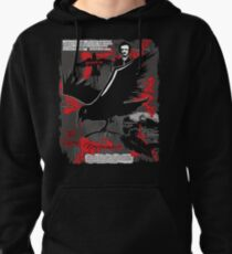 The Following: Quotes of a Killer Pullover Hoodie