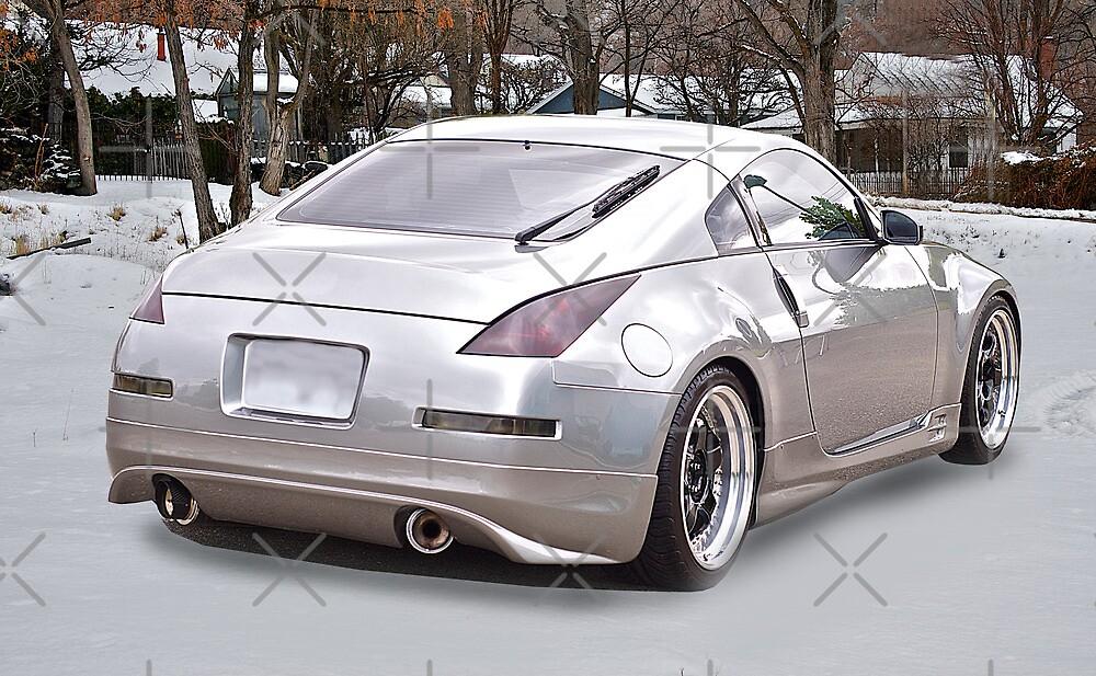 2001 Nissan Z350 by DaveKoontz