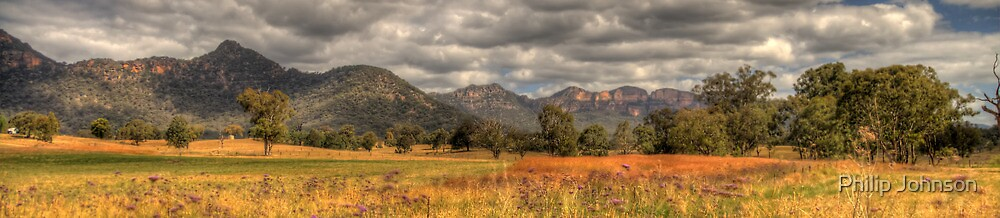 Capertee Magic - Capertee Valley NSW (90 Exposure HDR Panoramic) - The HDR Experience by Philip Johnson