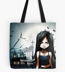 Deceased Dora Tote Bag