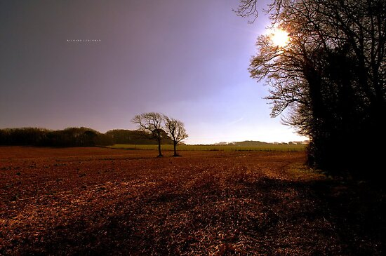 """"""" Evening Comes , The Fields Are Still """" by Richard Couchman"""