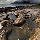 Eigg on your face by damophoto