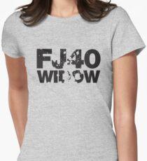 Fj40 Widow Bold Splat T-Shirt