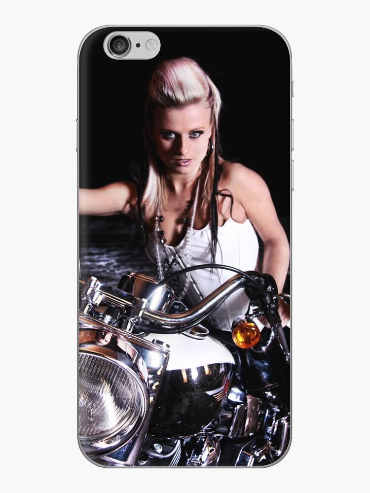 Harley Davidson girl 08 by bravomodels
