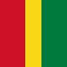 Bolivia Flag by pjwuebker