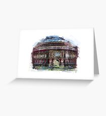 Royal Albert Hall - London Greeting Card
