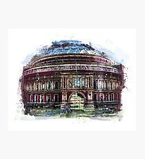 Royal Albert Hall - London Photographic Print