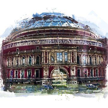 Royal Albert Hall - London by JBJart