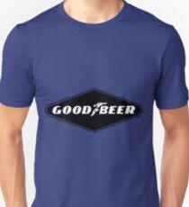 Good Beer, Goodyear parody T-Shirt