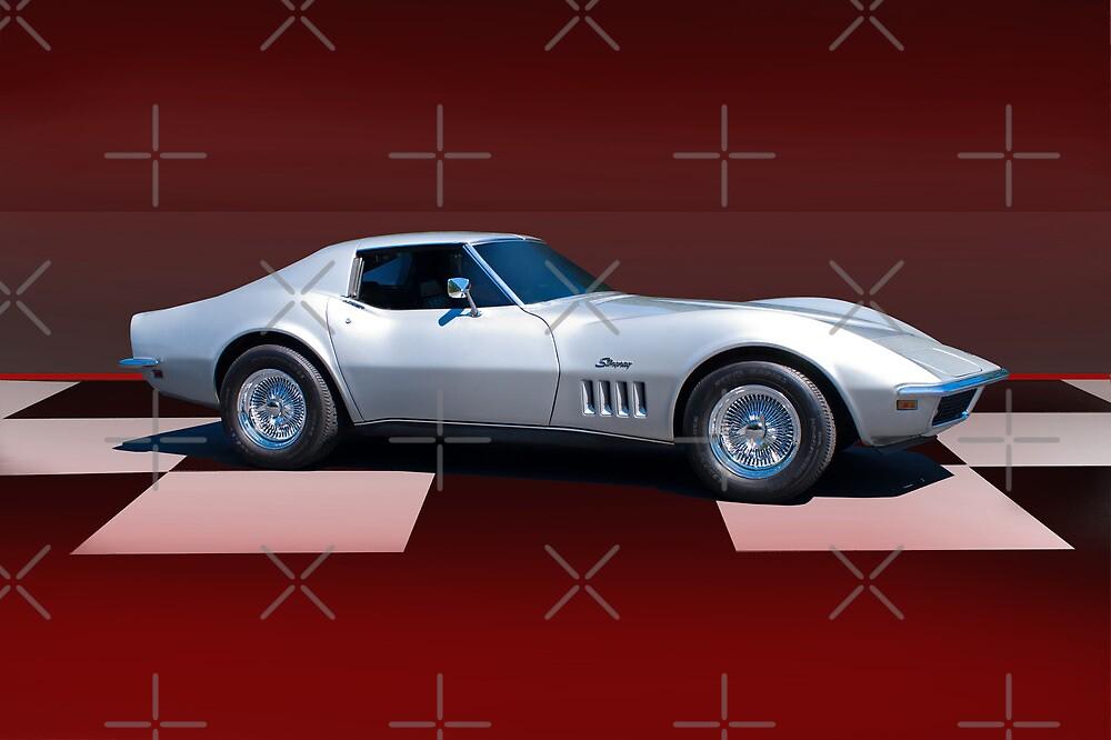 1971 Corvette Stingray by DaveKoontz