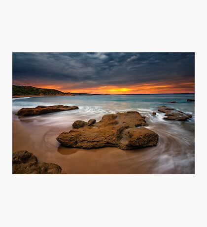 Sunnymead Beach Photographic Print