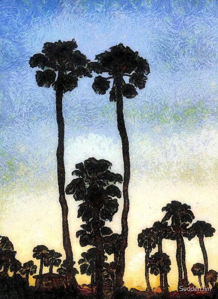 When Van Gogh Went To Phoenix by SuddenJim