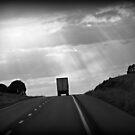 """Truckin"" by Gail Jones"