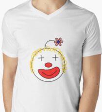 Silvia Men's V-Neck T-Shirt