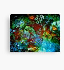 Abstract...Precious Canvas Print