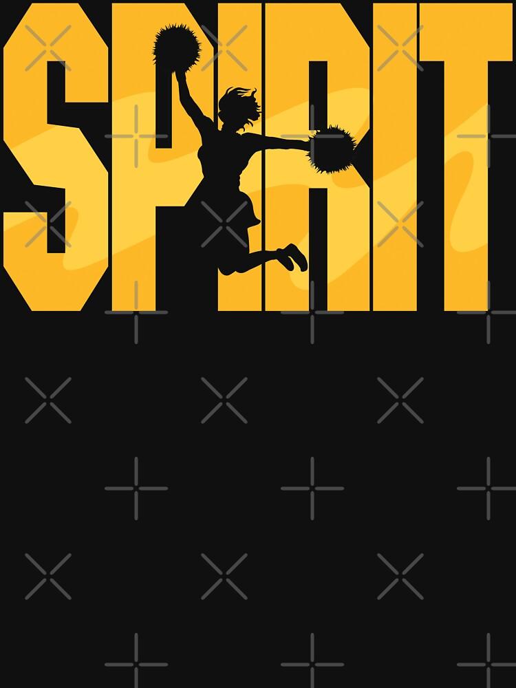 Cheer Spirit by SportsT-Shirts