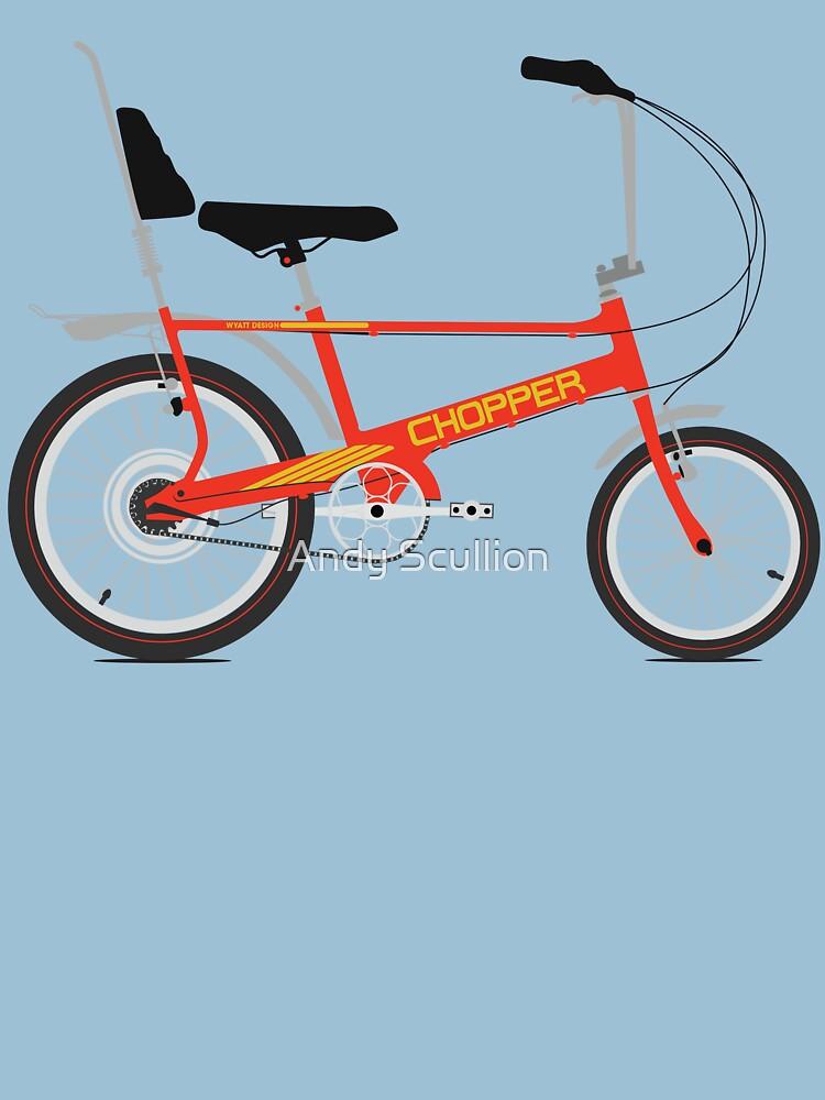 Chopper Bike by AndyScullion