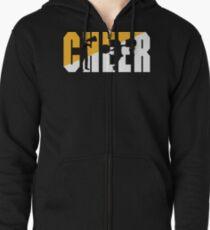 CHEER Zipped Hoodie