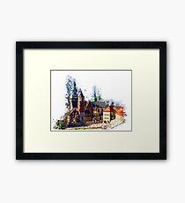 Wawel Castle Cracow Framed Print