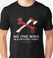 Hatchet Fight Unisex T-Shirt
