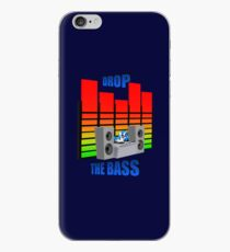 Vinilo o funda para iPhone Soltar el bajo