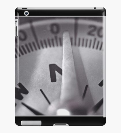 Compass Needle VRS2 iPad Case/Skin