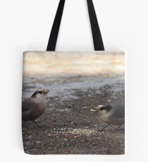 Canada Jays Tote Bag