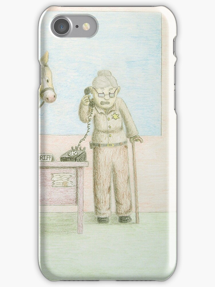 Grandma Deputy by jkartlife