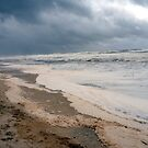 Tropical low off the north coast NSW 21st Feb 2013 by sunranger