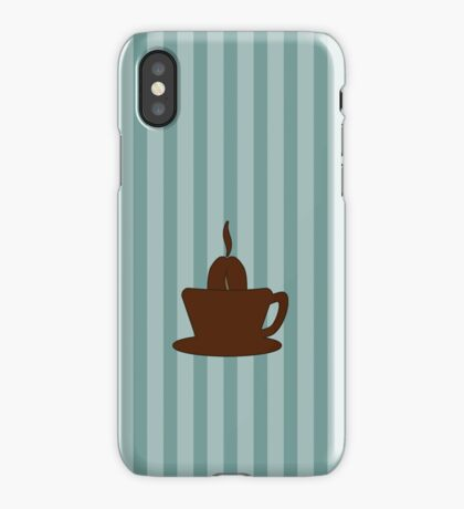 Coffee Cup VRS2 iPhone Case