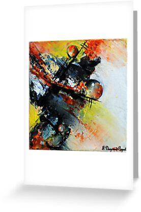 Sonate, featured in Arists on Facebook, Best of RedBubble  by Françoise  Dugourd-Caput