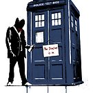 Exit Through the Phonebox by RebelArts