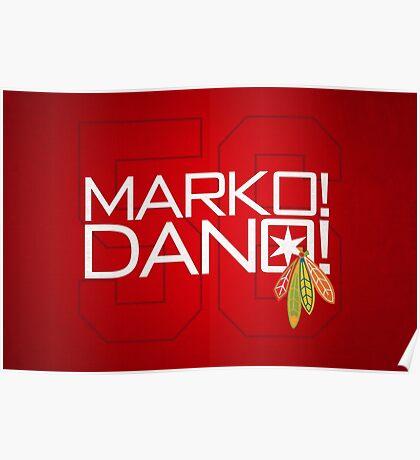 Marko! Dano! Poster