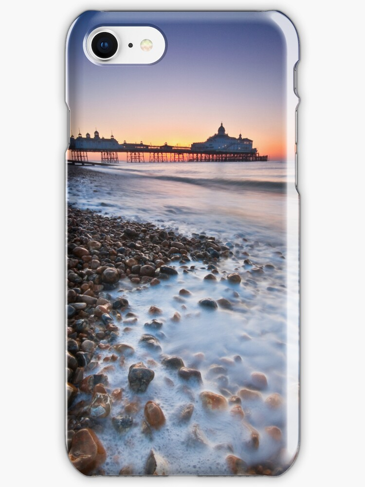 Eastbourne pier sunrise by willgudgeon