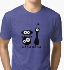 Open your eyes Tri-blend T-Shirt