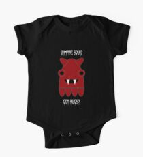 Vampire Squid -- Got Hugs? Kids Clothes