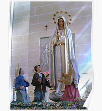 Nostra Signora Di Fatima Poster