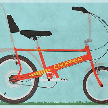 Chopper Bike by AndyScullion