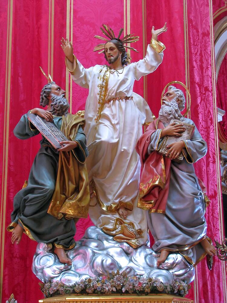 The Transfiguration by fajjenzu