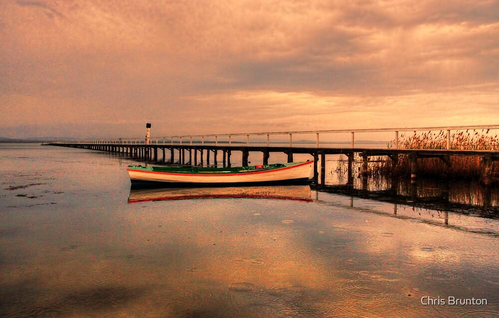 Looooooooong jetty by Chris Brunton