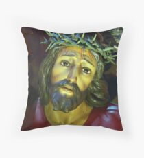 Redentur Throw Pillow
