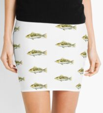 Kelp Bass Mini Skirt