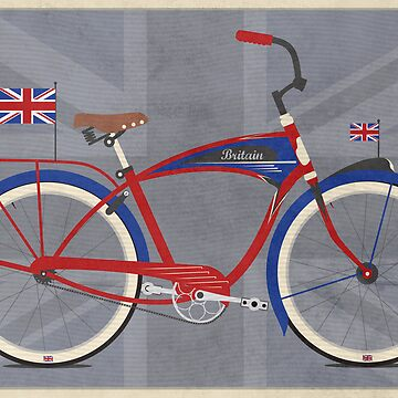 British Bicycle by AndyScullion