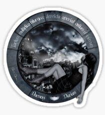Dark Fantasy Art - Dora Sticker