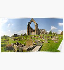 Bolton Abbey, Yorkshire Poster