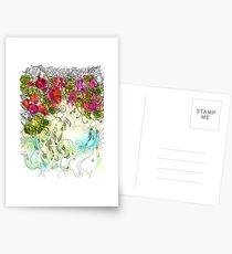 Rose Hips Postcards