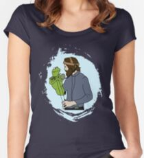 Jim Henson  Women's Fitted Scoop T-Shirt